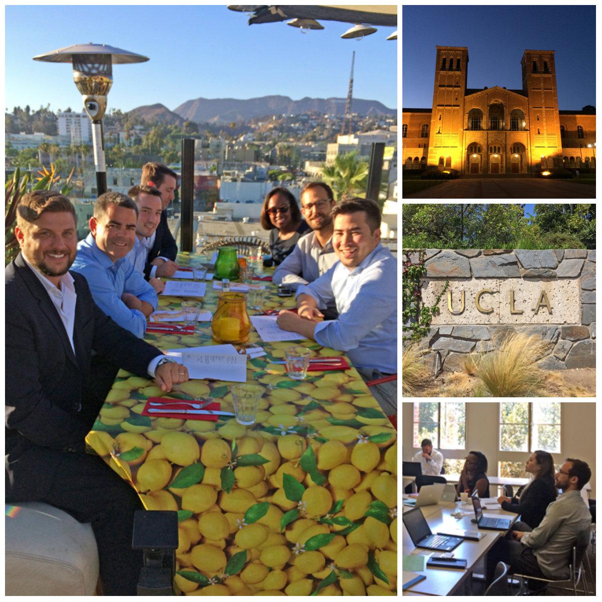 Partnership Ucla: Jade Partner With UCLA